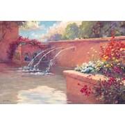 La Borgata par Pollard, toile, 24 x 36 po
