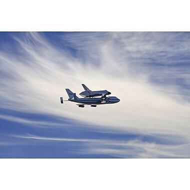 Space Shuttle Endeavour by Polk, Canvas, 24