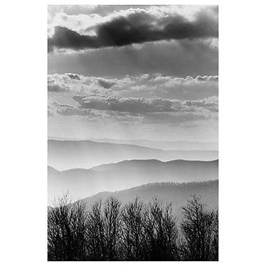 Shenandoah National Park- VA, Stretched Canvas, 24