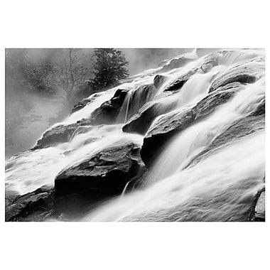Bond Falls I- Michigan, Stretched Canvas, 24