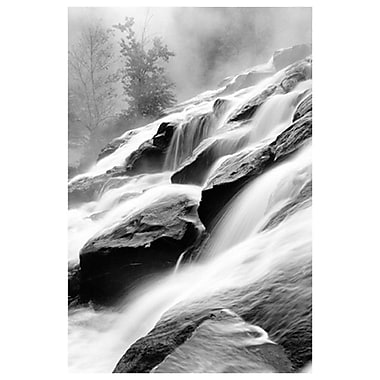 Chutes de Bond II - Michigan, toile, 24 x 36 po