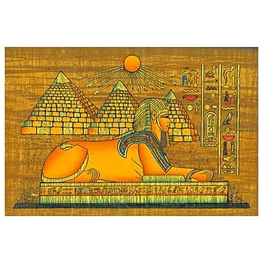 The Sphinx, Stretched Canvas, 24
