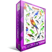 Parrots Puzzle, 1000 Pieces