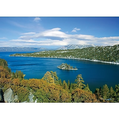 Emerald Bay - Lake Tahoe, California Puzzle, 1000 Pieces
