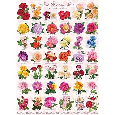 Roses Puzzle, 1000 Pieces