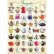 Teapots Puzzle, 1000 Pieces