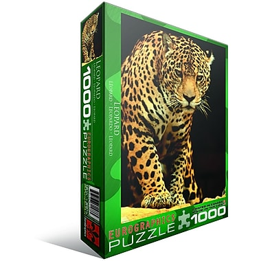 Leopard Puzzle, 1000 Pieces