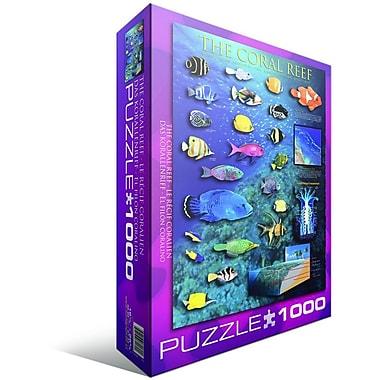 Coral Reef Puzzle, 1000 Pieces