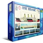 Titanic Puzzle, 1000 Pieces