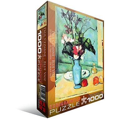 Blue Vase By Cezanne Puzzle 1000 Pieces Staples