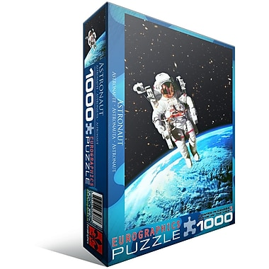 Astronaut Puzzle, 1000 Pieces