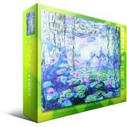 Waterlilies by Claude Monet Puzzle, 1000 Pieces
