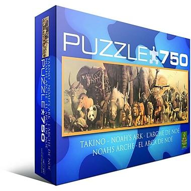 Noah's Ark Jigsaw Puzzle, 750 Pieces
