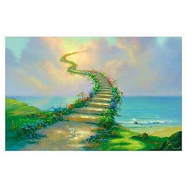 Stairway to Heaven Poster Art Print Poster by Warren, 36