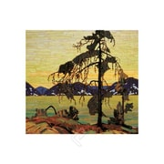 """The Jack Pine Art Print Poster by Thomson , 30"""" x 27"""""""
