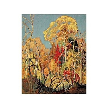 Autumn in Orillia Art Print Poster by Carmichael , 27