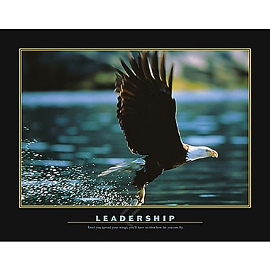Motivational Leadership Art Print Poster, 22