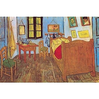 Van Gogh Van Gogh's Room Art Print Poster, 19 3/4