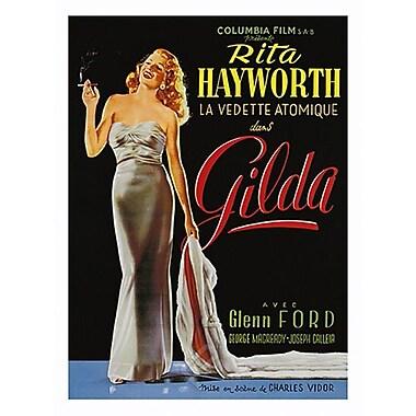 Gilda Poster, 23-5/8