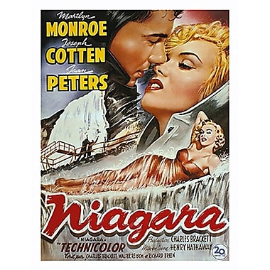Niagara Poster, 23 5/8