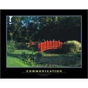"Motivational Communication Poster, 23 5/8"" x 31 1/2"""