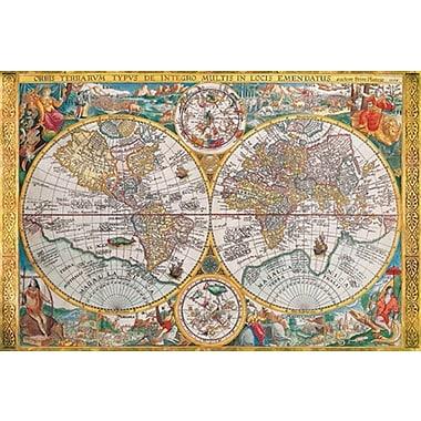 Map - Orbis Terrarum Poster, 36