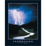 "Motivational Innovation Poster, 36"" x 24"""