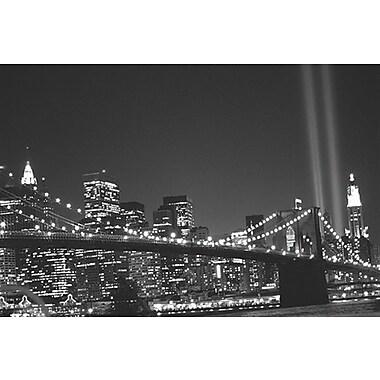 New York Black & White Poster, 24