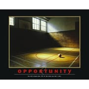 """Motivational Opportunity Poster, 22"""" x 28"""""""