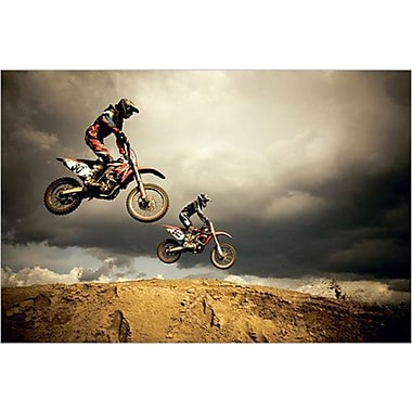 Motocross Big Air Poster, 24