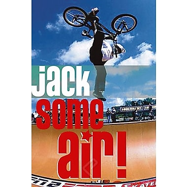 Jack Some Air! Poster, 24