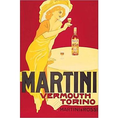 Martini Rossi-Vermouth Torino Poster, 24