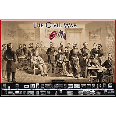 The Civil War Poster, 24