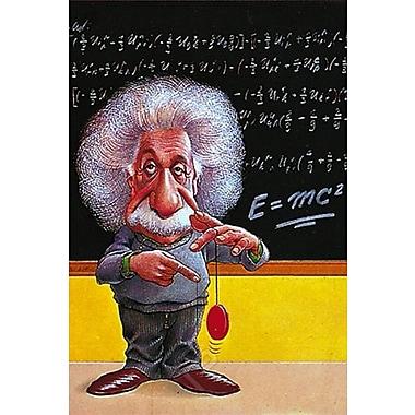 Einstein - E=mc2 Poster, 24