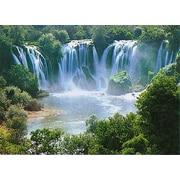 "Waterfall Poster, 24"" x 36"""