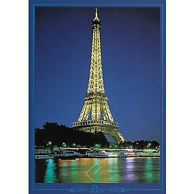 Paris Eiffel Tower Poster, 24