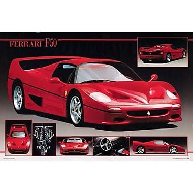 Ferrari F50 Poster, 24