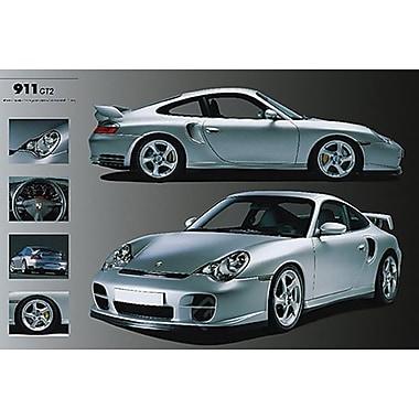 Porsche 911 GT2 Poster, 24