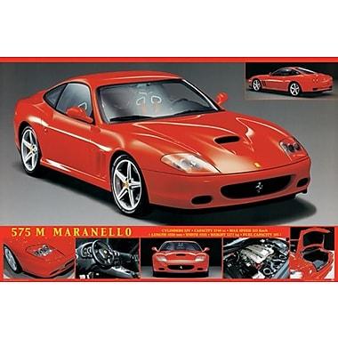 Ferrari 575 M Maranello Poster, 24