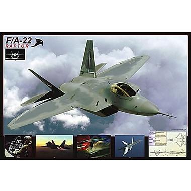 F/A- 22 Raptor Poster, 24