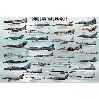 Modern Warplanes Poster, 36