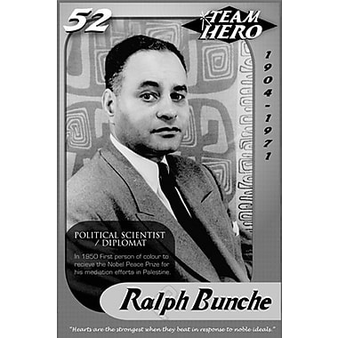 Ralph Bunche Poster, 24