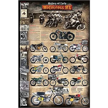 Motocross MX Early Poster, 36