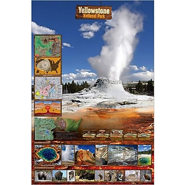 Yellowstone National Park Poster, 24