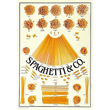 Spaghetti & Co. Poster, 26.75