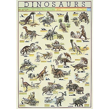 Dinosaurs Poster, 26-3/4