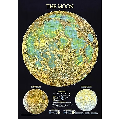 The Moon Poster, 26 3/4