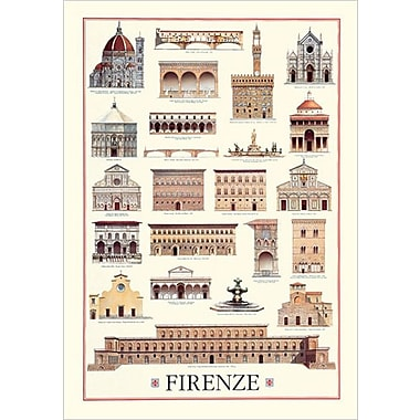 Florence Poster, 26-3/4