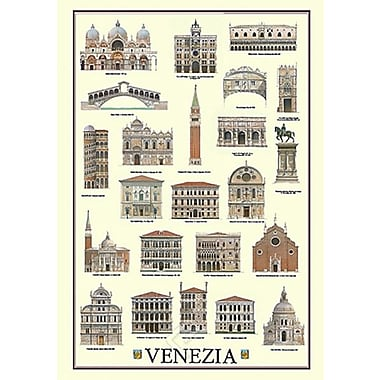 Venice Poster, 26 3/4