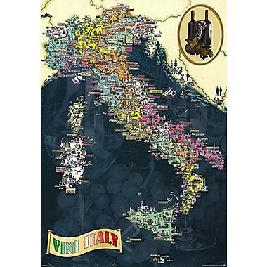 Vini d'Italia Poster, 26 3/4